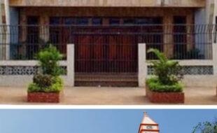 Dilma Funda Igreja