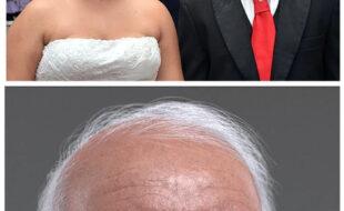 Casamento sem nenhuma pressão