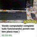 vendendo computador sem placa mãe