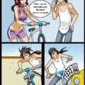 Andar de bicicleta faz bem para o coraçãoo