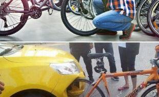 Chuck norris agora vende bicicletas