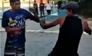 UFC cachaça Chico Lapada vs Meia Dose